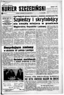 Kurier Szczeciński. R.5, 1949 nr 268 wyd. miejskie
