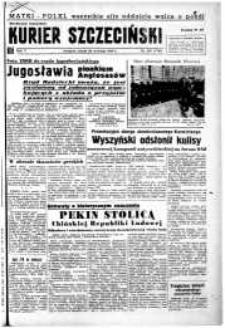 Kurier Szczeciński. R.5, 1949 nr 269 wyd. miejskie