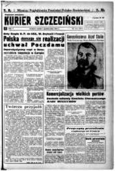 Kurier Szczeciński. R.5, 1949 nr 276 wyd. miejskie