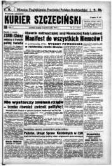 Kurier Szczeciński. R.5, 1949 nr 277 wyd. miejskie