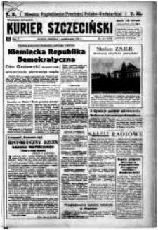 Kurier Szczeciński. R.5, 1949 nr 278 wyd. miejskie