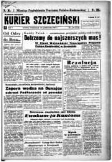 Kurier Szczeciński. R.5, 1949 nr 279 wyd. miejskie