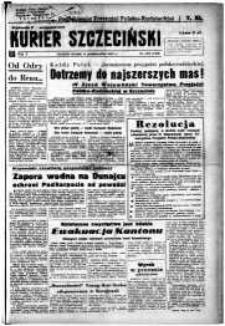 Kurier Szczeciński. R.5, 1949 nr 280 wyd. wojewódzkie