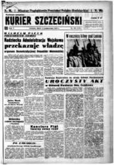Kurier Szczeciński. R.5, 1949 nr 281 wyd. miejskie