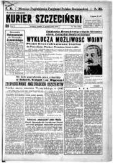 Kurier Szczeciński. R.5, 1949 nr 284 wyd. miejskie