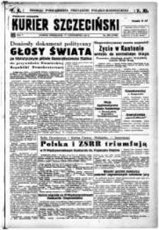 Kurier Szczeciński. R.5, 1949 nr 286 wyd. miejskie
