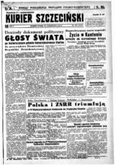 Kurier Szczeciński. R.5, 1949 nr 287 wyd. wojewódzkie
