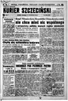 Kurier Szczeciński. R.5, 1949 nr 289 wyd. miejskie
