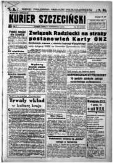 Kurier Szczeciński. R.5, 1949 nr 290 wyd. miejskie
