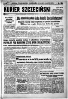 Kurier Szczeciński. R.5, 1949 nr 293 wyd. miejskie