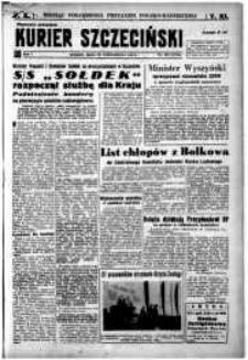 Kurier Szczeciński. R.5, 1949 nr 295 wyd. miejskie