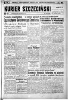 Kurier Szczeciński. R.5, 1949 nr 300