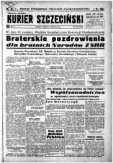 Kurier Szczeciński. R.5, 1949 nr 306 wyd. miejskie
