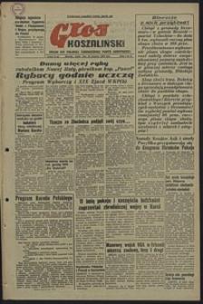 Głos Koszaliński. 1952, wrzesień, nr 11