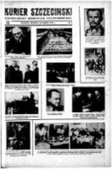 Kurier Szczeciński : niedzielny dodatek ilustrowany. 1949 nr 7