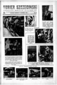 Kurier Szczeciński : niedzielny dodatek ilustrowany. 1949 nr 10