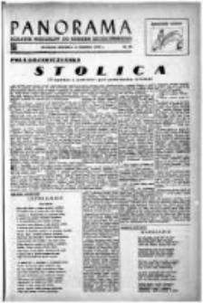 Panorama : dodatek niedzielny do Kuriera Szczecińskiego. 1949 nr 28
