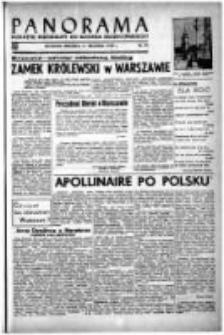 Panorama : dodatek niedzielny do Kuriera Szczecińskiego. 1949 nr 32