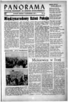 Panorama : dodatek niedzielny do Kuriera Szczecińskiego. 1949 nr 35