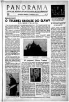 Panorama : dodatek niedzielny do Kuriera Szczecińskiego. 1949 nr 44