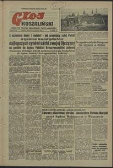Głos Koszaliński. 1952, wrzesień, nr 17