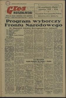 Głos Koszaliński. 1952, wrzesień, nr 6