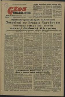 Głos Koszaliński. 1952, wrzesień, nr 7
