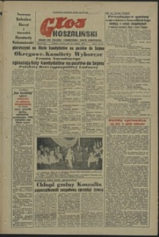 Głos Koszaliński. 1952, wrzesień, nr 22