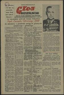 Głos Koszaliński. 1952, październik, nr 36
