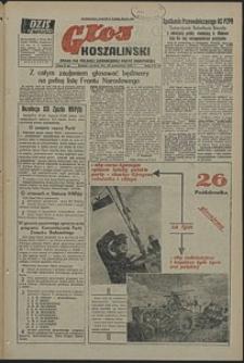 Głos Koszaliński. 1952, październik, nr 40