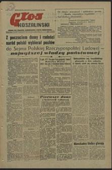 Głos Koszaliński. 1952, październik, nr 49