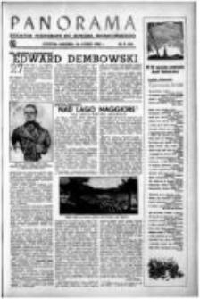Panorama : dodatek niedzielny do Kuriera Szczecińskiego. 1950 nr 9