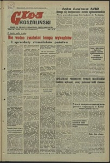 Głos Koszaliński. 1952, listopad, nr 56
