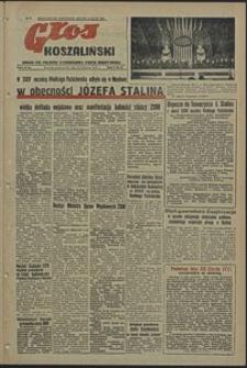Głos Koszaliński. 1952, listopad, nr 61