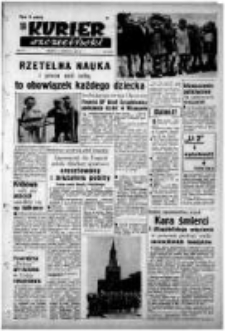 Kurier Szczeciński. R.7, 1951 nr 151 wyd.A