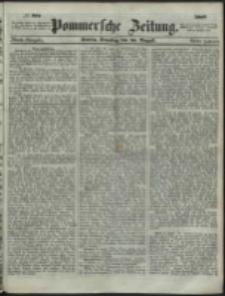 Pommersche Zeitung : organ für Politik und Provinzial-Interessen.1860 Nr. 402