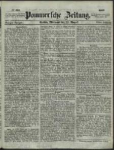 Pommersche Zeitung : organ für Politik und Provinzial-Interessen.1860 Nr. 403