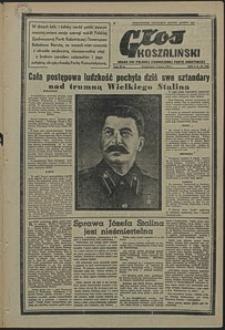 Głos Koszaliński. 1953, marzec, nr 59