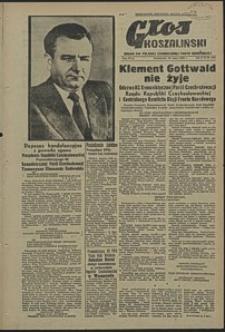 Głos Koszaliński. 1953, marzec, nr 65