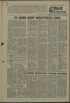 Głos Koszaliński. 1953, marzec, nr 66