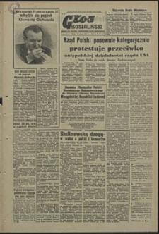 Głos Koszaliński. 1953, marzec, nr 67