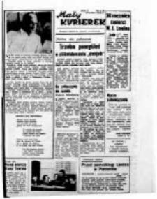 """Mały Kurierek : bezpłatny dodatek do """"Kuriera Szczecińskiego"""". R.2, 1954 nr 1"""