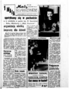 """Mały Kurierek : bezpłatny dodatek do """"Kuriera Szczecińskiego"""". R.2, 1954 nr 4"""