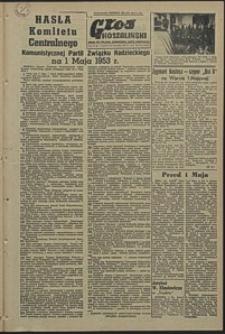 Głos Koszaliński. 1953, kwiecień, nr 97