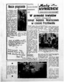 """Mały Kurierek : bezpłatny dodatek do """"Kuriera Szczecińskiego"""". 1955 nr 7"""