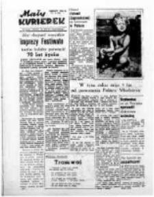 """Mały Kurierek : bezpłatny dodatek do """"Kuriera Szczecińskiego"""". 1955 nr 8"""