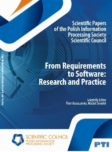 From Requirements to Software. Research and Practice