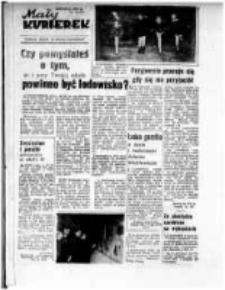 """Mały Kurierek : bezpłatny dodatek do """"Kuriera Szczecińskiego"""". 1955 nr 10"""
