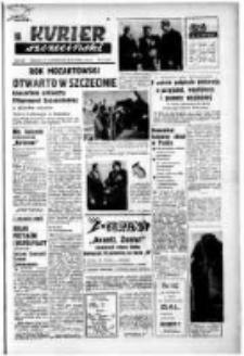 Kurier Szczeciński. R.12, 1956 nr 25 wyd.A