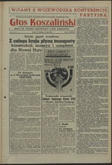 Głos Koszaliński. 1953, maj, nr 129